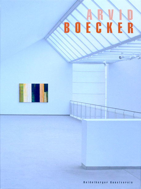 Arvid Boecker - publications